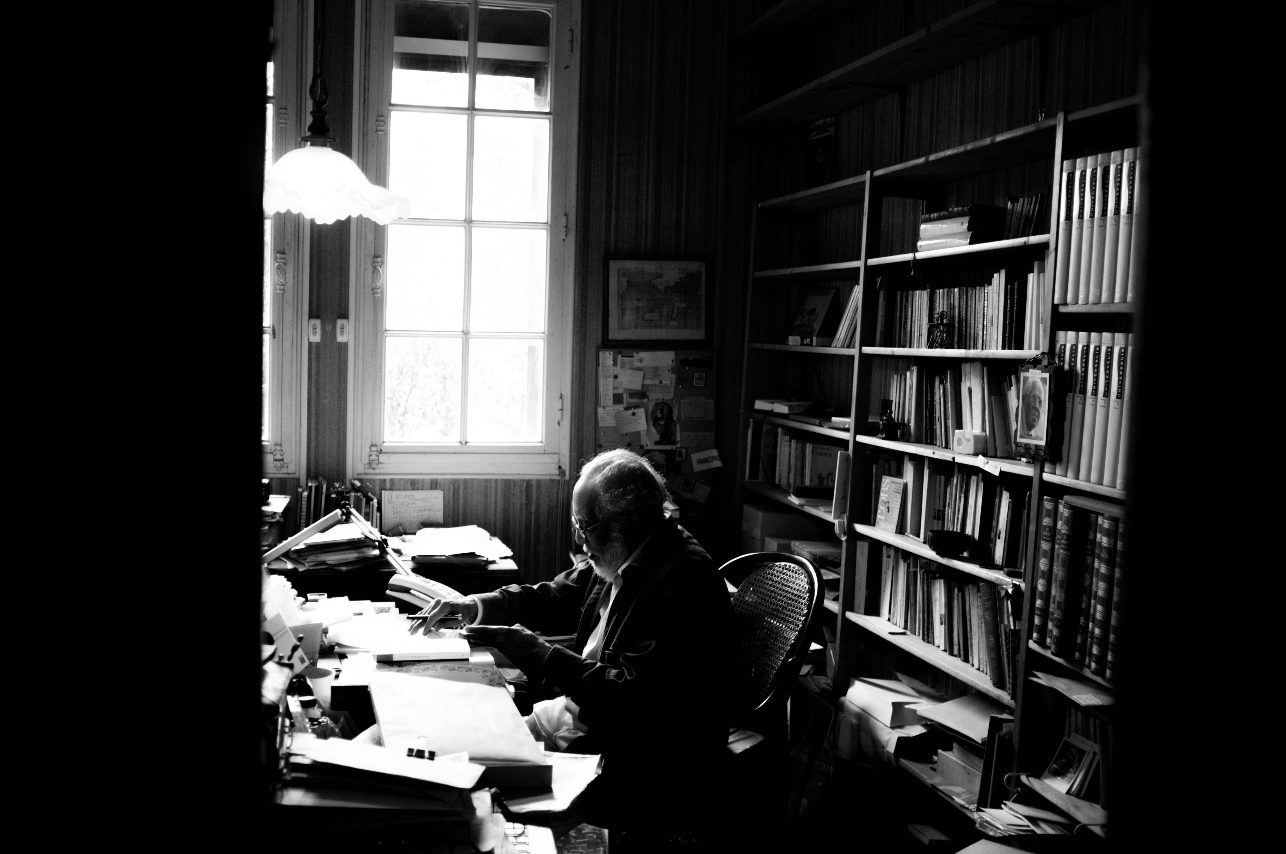 Archives littéraires d'Afrique et de la Caraïbe (1) : L'écrivain et sa bibliothèque