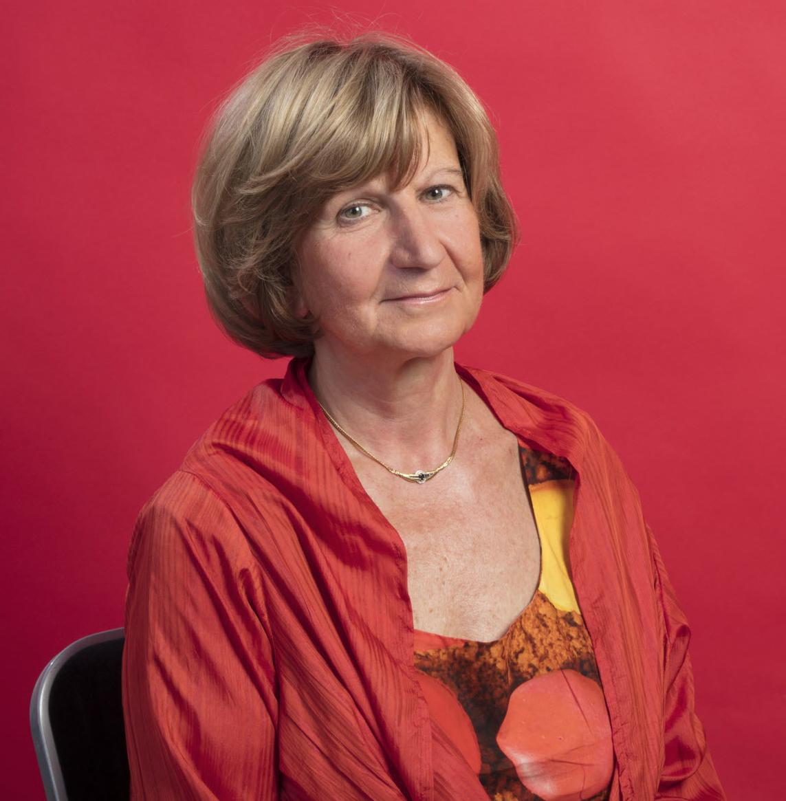 Anne-Marie Thiesse. Médaille d'argent du CNRS 2020